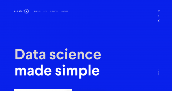 Data Science made simple Website